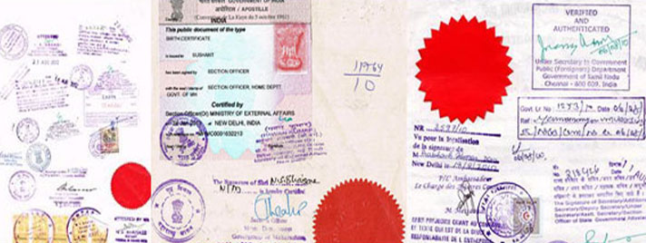 Welcome to Certificate Attestation in Odisha, Bhubaneswar